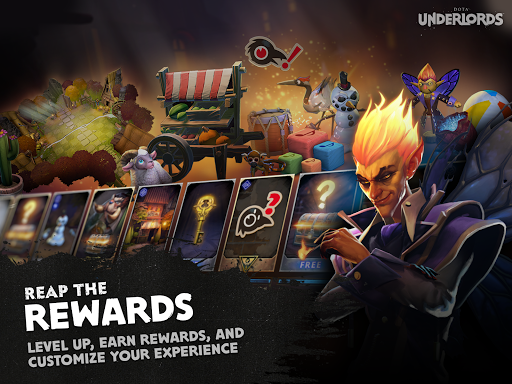 Dota Underlords 1.0 screenshots 10