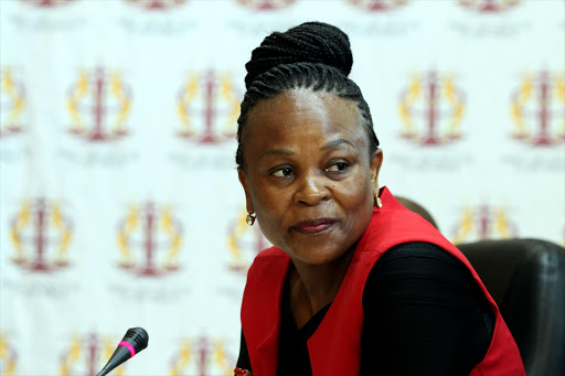 Public protector Busisiwe Mkhwebane found Helen Zille's tweet about colonialism amounted to incitement of violence.