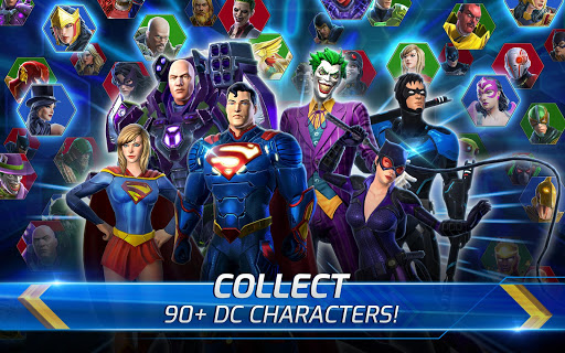 DC Legends: Battle for Justice  gameplay | by HackJr.Pw 14