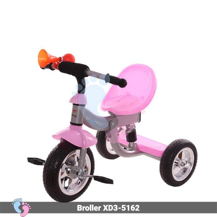 Xe đạp trẻ em 3 bánh Broller XD3-5162 6