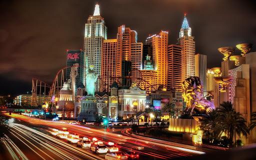 Las Vegas Live Wallpaper