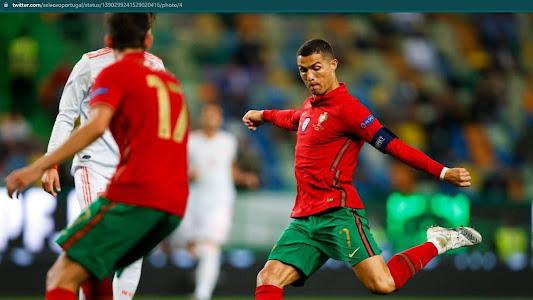 Lakukan Perekik Jelek Lawan Israel, Cristiano Ronaldo Dicemooh Habis-habisan - Bolasport.com