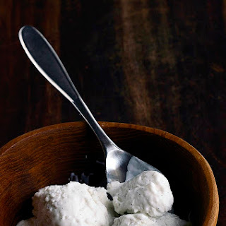 Coconut Vanilla Frozen Yogurt Recipe
