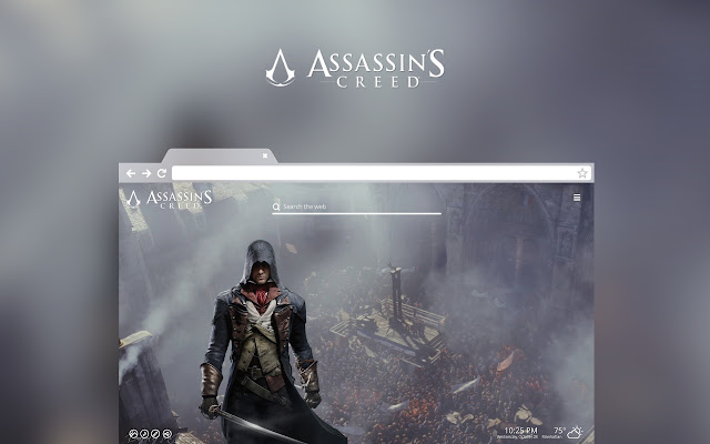*NEW* Assassins Creed HD Wallpapers Tab Theme