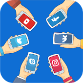 Lite Social - One App Multiple Social Platforms Android APK Download Free By Connect Android Studio