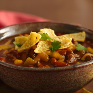 Skillet Nacho Chili Recipe