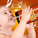 Jogo para piada trompete reais icon