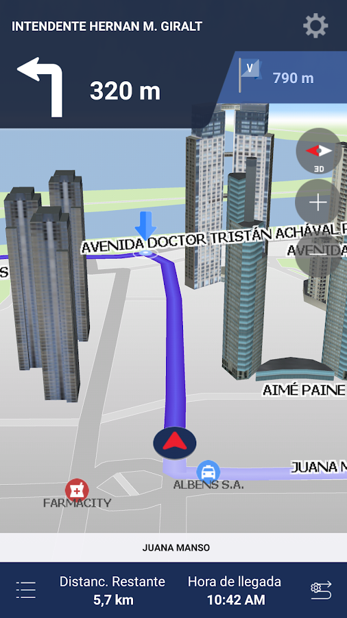 BringGo South America- screenshot