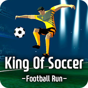 King Of Soccer : Football run for PC