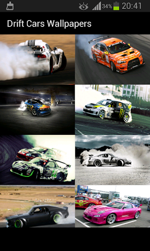 Drift Cars Wallpapers