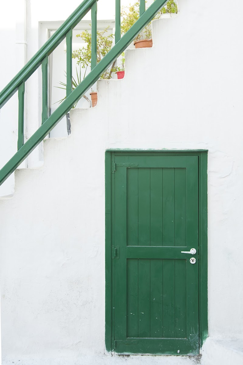 green door di gabrielecollini