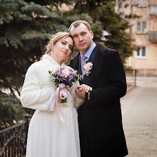 Wedding photographer Olga Sergeeva (id43824045). Photo of 07.12.2017
