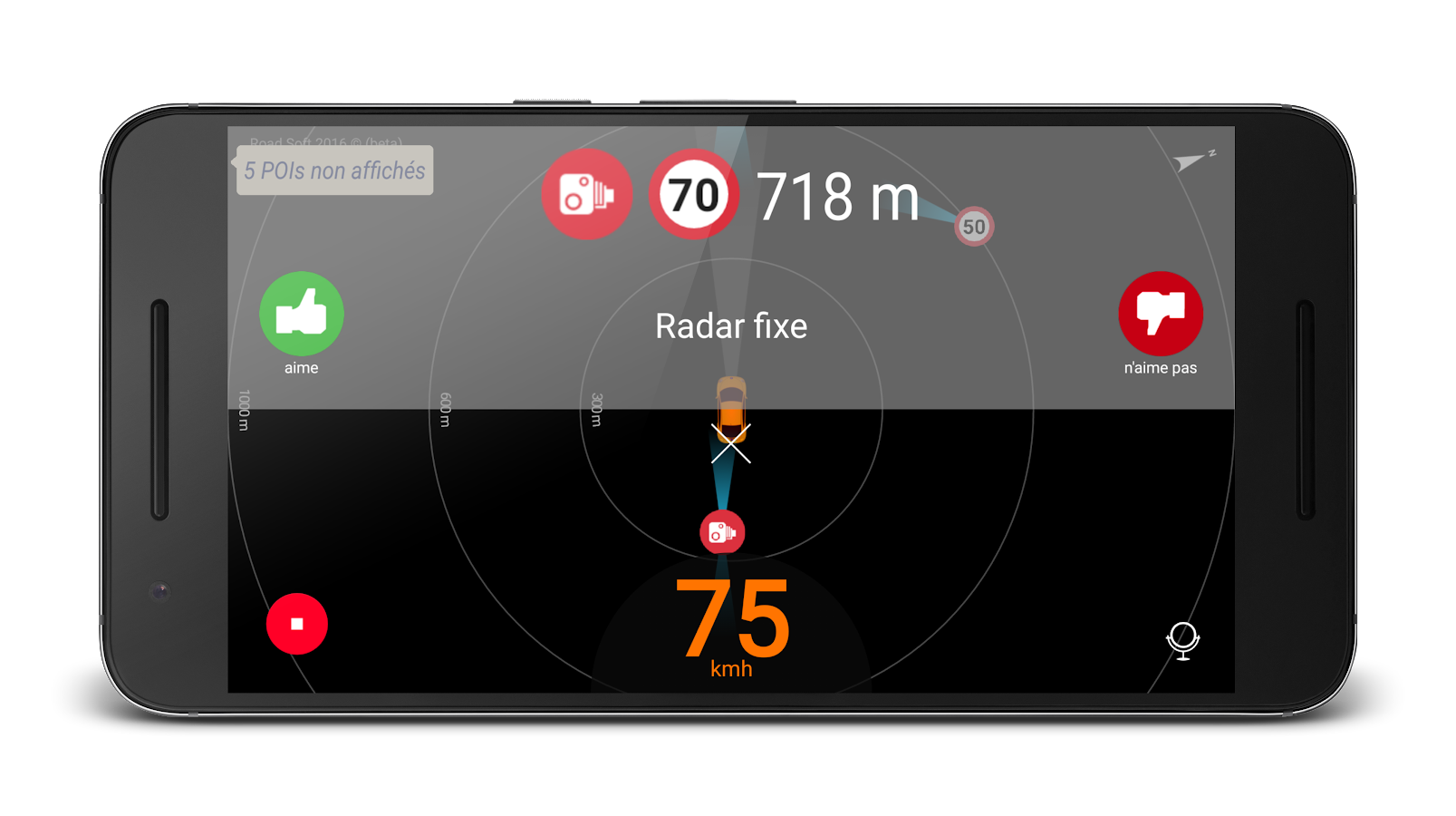 d tecteur de radar gratuit applications android sur google play
