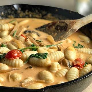Red Thai Curry Gnocchi.