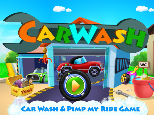 Car Wash & Pimp my Ride * Game for Kids & Toddlers 1.5 screenshots 6