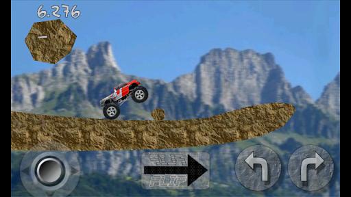 Up Hill Climb Racing Car Race