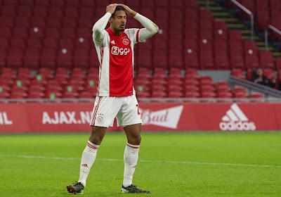 L'UEFA a répondu à l'Ajax pour Sébastien Haller