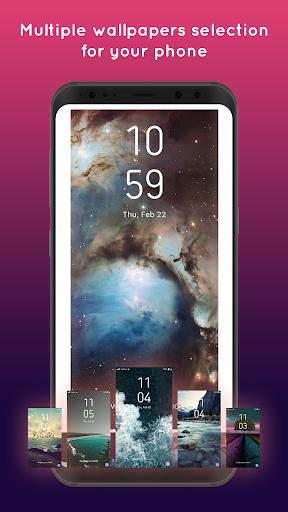 S9 Lockscreen - Galaxy S9 Lockscreen for PC