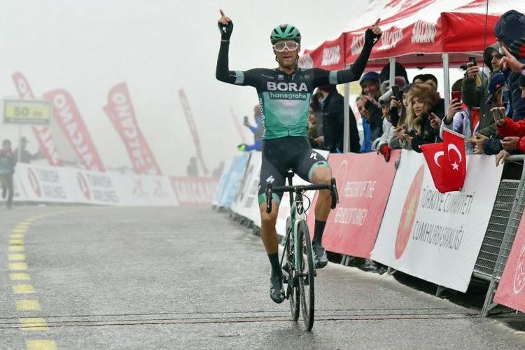 🎥 Le final en côte a décidé de la cinquième étape du Tour de Turquie, Evenepoel s'illustre