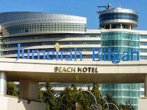 Photo: Jumeirah Hotel, Baku Kaszpi Dubai, luxus Luxushotel Bakuban