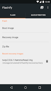 Flashify (for root users) 1.9.2 APK Mod for Android 1