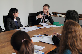 Photo: Workshops at the Equinet Legal Training 2013