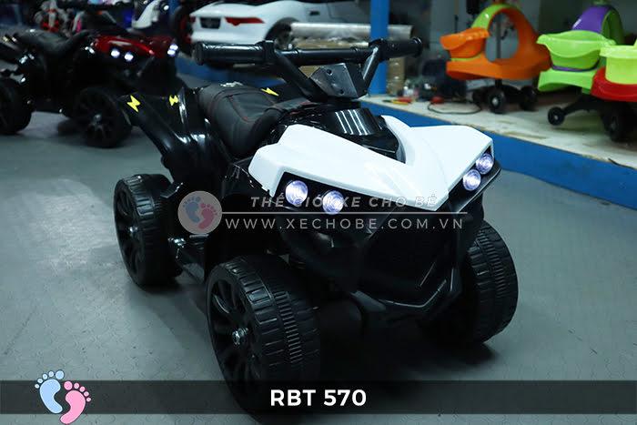 Mô tô điện trẻ em 4 bánh RBT-570 9