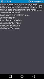 CBot - a ChatBot - náhled