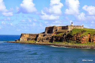 Photo: San Felipe del Morro Fort.