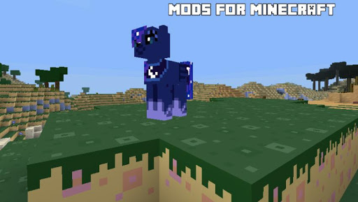 Mod My Little Pony for MCPE PE