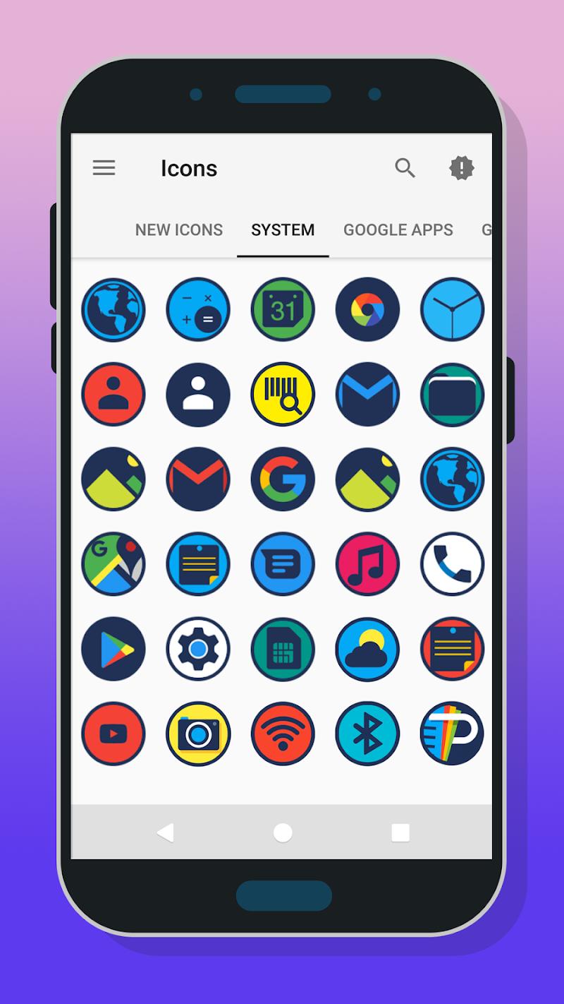 Aron Icon Pack Screenshot 6