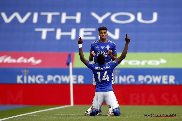 🎥 FA Cup : Iheanacho et Tielemans sauvent Leicester, Manchester City continue son parcours sans faute
