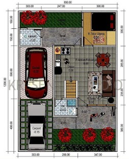 House plan design - náhled