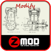 Two Stroke Engine Porting Zmod
