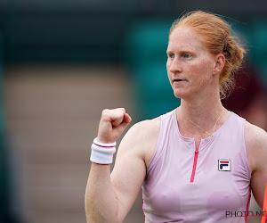 Alison Van Uytvanck kent tegenstander in de finale van de Astana Open