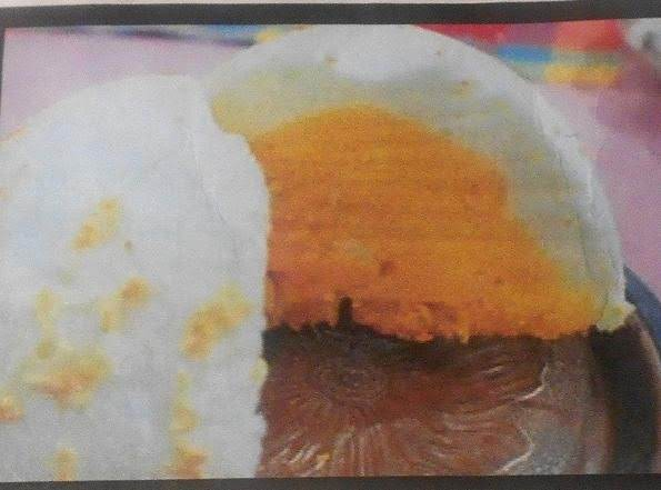 Angel Food  Egg Cake  Great For Easter!