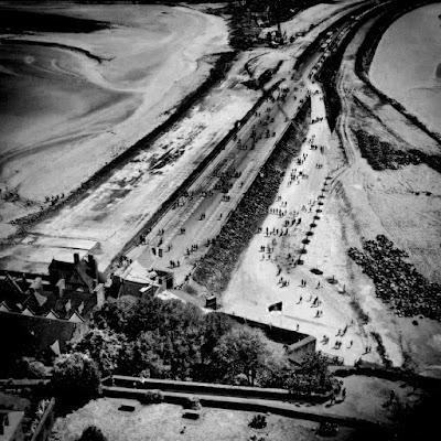 Vista da Le Mont Saint-Michel di S_H_A_N