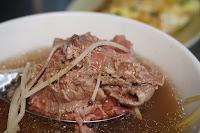 阿蓮牛肉湯