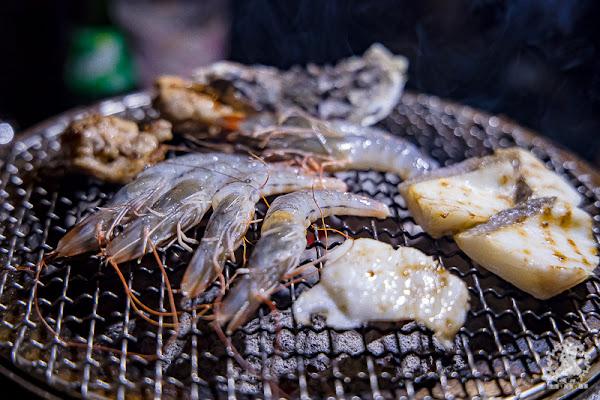 豚野日式炭火燒肉 內湖店