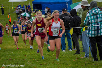 Photo: Varsity Girls 3A Eastern Washington Regional Cross Country Championship  Prints: http://photos.garypaulson.net/p280949539/e4918c28a