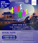 The Forest Vines Resort  Jim Corbett | Holi Packages 2021