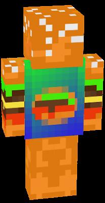 Derp Burger Skin