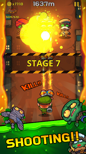 Zombie Masters VIP - Ultimate Action Game - screenshot