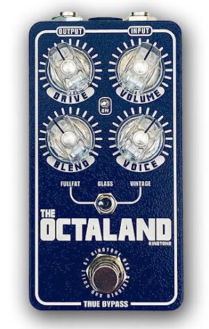 King Tone Mini Octaland