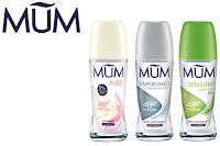 Angebot für MUM Deodorant im Supermarkt
