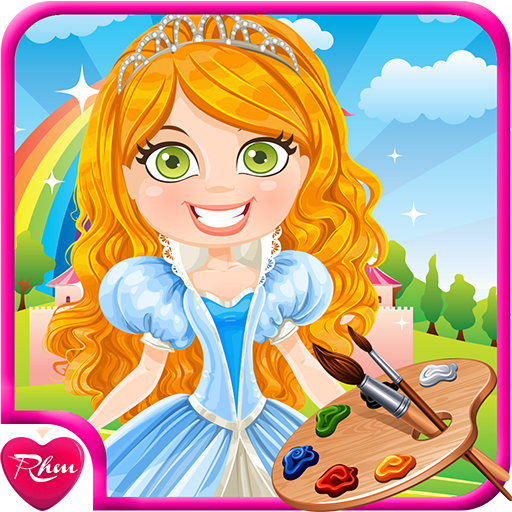 Princess in Mirror 教育 App LOGO-硬是要APP