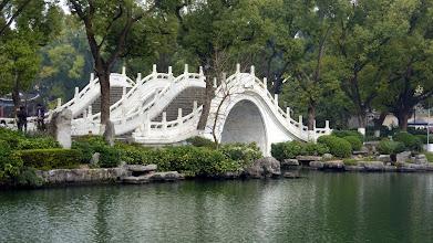 Photo: Bridge over Rongu Lake
