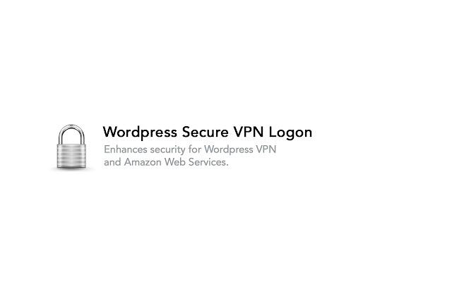 Secure Wordpress Admin for VPN