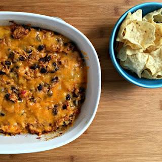 Cheesy Mexican Chicken Casserole.