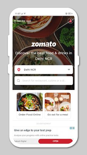 all in one food ordering app - 50+ food apps screenshot 2